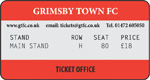 Grimsby Town v TBC (Main Stand)